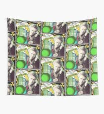 Popular Science: M. Curie (Polish) Wall Tapestry