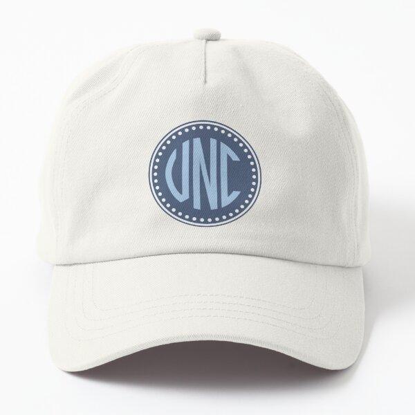 Carolina Monogram  Dad Hat
