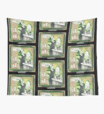 Popular Science: Marie Curie Wall Tapestry