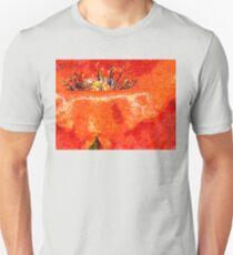 Old Fashioned Poppy T-Shirt