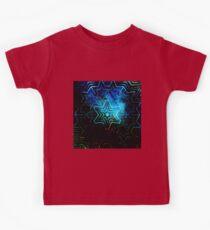 Dark star mandala Kids Clothes