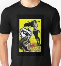 Bad Girls of Motion Pictures #3 (of 9)- Varla Unisex T-Shirt