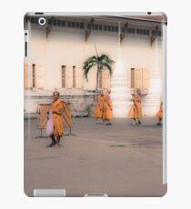 Thai monks iPad Case/Skin