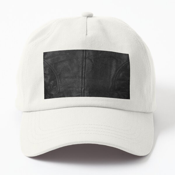 Original Leather (Brushes & Painting) Dad Hat