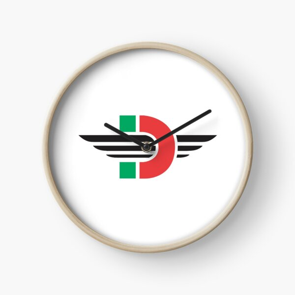 Best Selling - Ducati Merchandise Clock