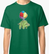 Turtle - Balloon Fun Classic T-Shirt