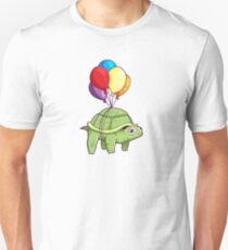 Turtle - Balloon Fun Unisex T-Shirt