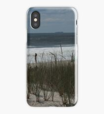 Dune, Grass, Ocean iPhone Case/Skin