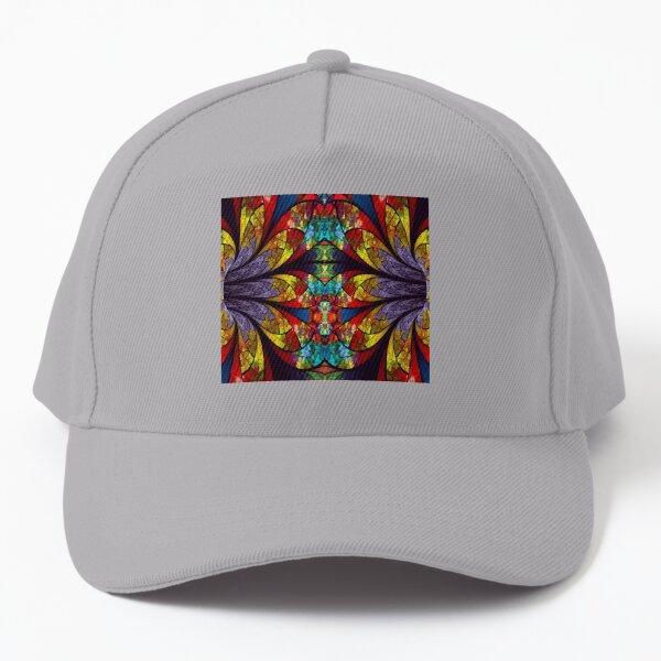Cool Flower Baseball Cap