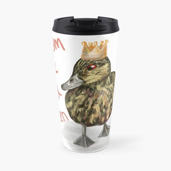 The Duck Queen Travel Mug