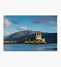 Eilean Donan Castle Photographic Print