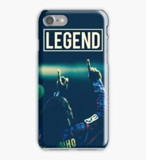 Ronaldinho [Legend] iPhone Case/Skin