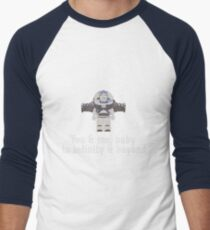 To Infinity & Beyond Men's Baseball ¾ T-Shirt
