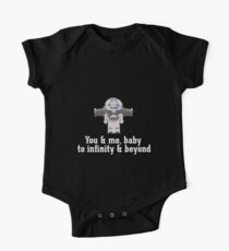 To Infinity & Beyond One Piece - Short Sleeve