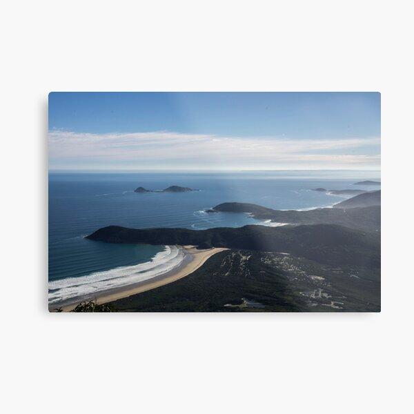 Mount Oberon Views Metal Print