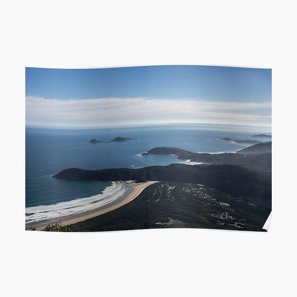 Mount Oberon Views Poster