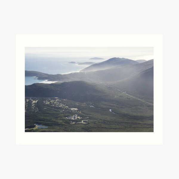 Mount Oberon Views 2 Art Print