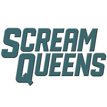 Scream Queens Blue by screamqueens