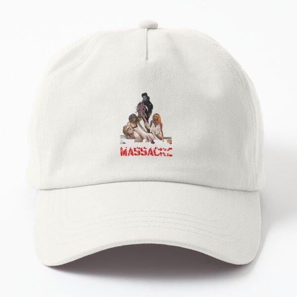 Slumber Party Massacre 80s Cult Classic Horror Design  Dad Hat