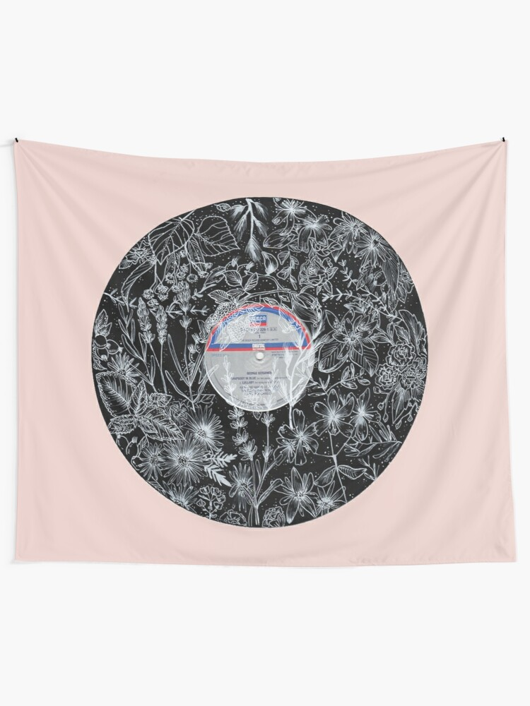 Alternate view of Lullaby Tapestry