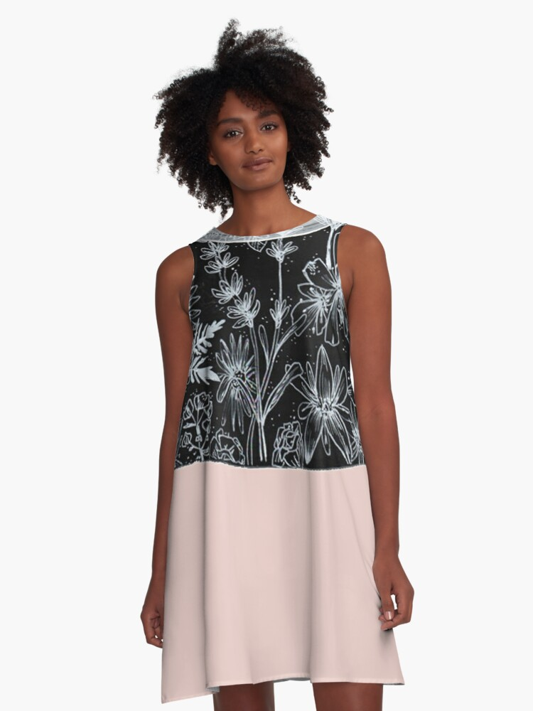 Lullaby A-Line Dress Front