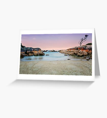 Beautiful Bay of Fires Greeting Card