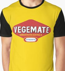 Vegemate T-shirt Graphic T-Shirt