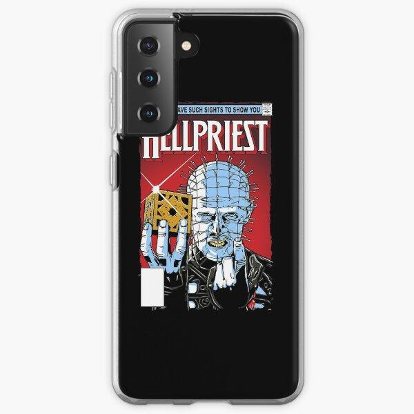 Hell Priest  Samsung Galaxy Soft Case
