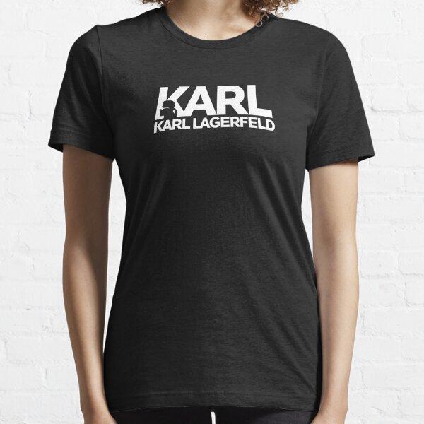 Best Selling - Karl Lagerfeld Merchandise Essential T-Shirt