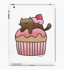 CupcakeCat iPad Case/Skin