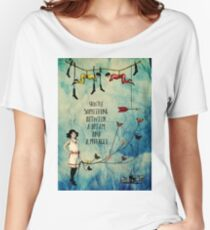 A Dream and A Miracle Women's Relaxed Fit T-Shirt