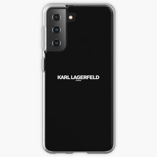Meilleures ventes - Marchandises Karl Lagerfeld Coque souple Samsung Galaxy