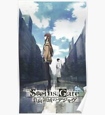 Steins;Gate poster Poster