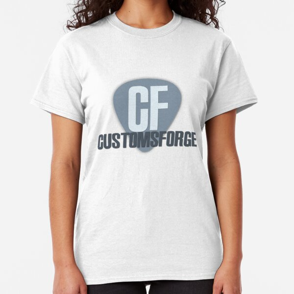 CustomsForge Logo Classic T-Shirt