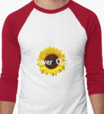 Flower Child  Men's Baseball ¾ T-Shirt