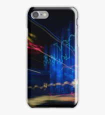 abstract  hacker attack on information dataserver iPhone Case/Skin