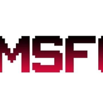 CustomsForge pixel logo by voyev0da