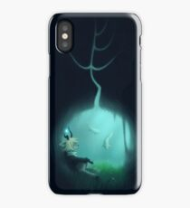 Green Grass of Tunnel iPhone Case/Skin