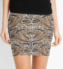 Ku Tiki Mini Skirt