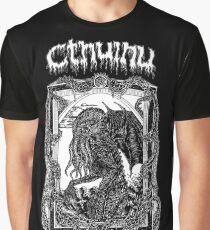 Cthulhu Has Risen Graphic T-Shirt