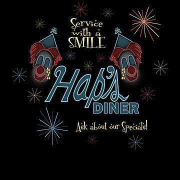 Hap's Diner by ImSecretlyGeeky