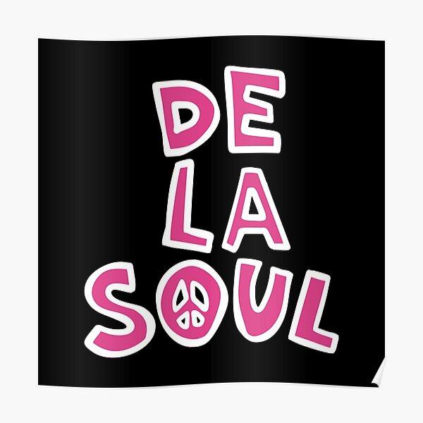 Best Selling - De La Soul Merchandise Poster
