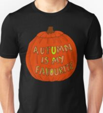 Autumn Is The Best T-Shirt