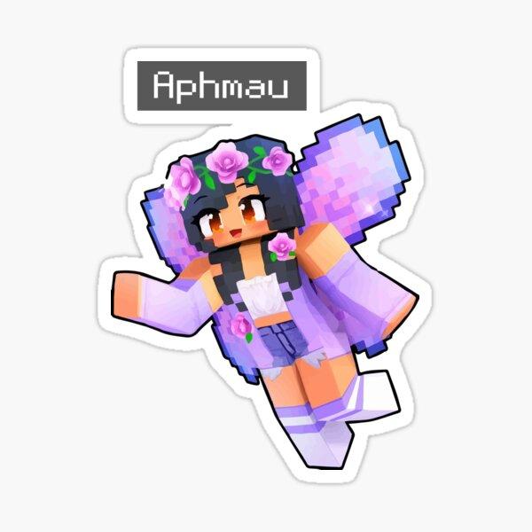 Aphmau Minecraft Magical Fairy  Sticker