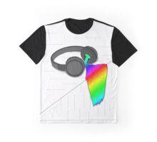 Music Flows Graphic T-Shirt