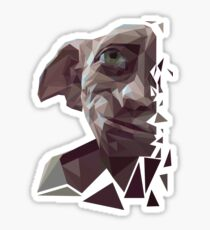 Dobby is a free elf Sticker