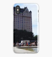 The Plaza iPhone Case/Skin