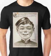 Performing Arts Posters Will F Phillips complicated farcical extravaganza A bell boy 1034 Unisex T-Shirt