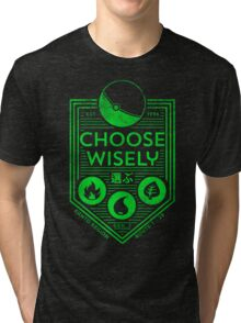 Original Trainer (Leaf Green) Tri-blend T-Shirt