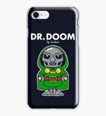 Mr.(Dr,)Doom iPhone Case/Skin